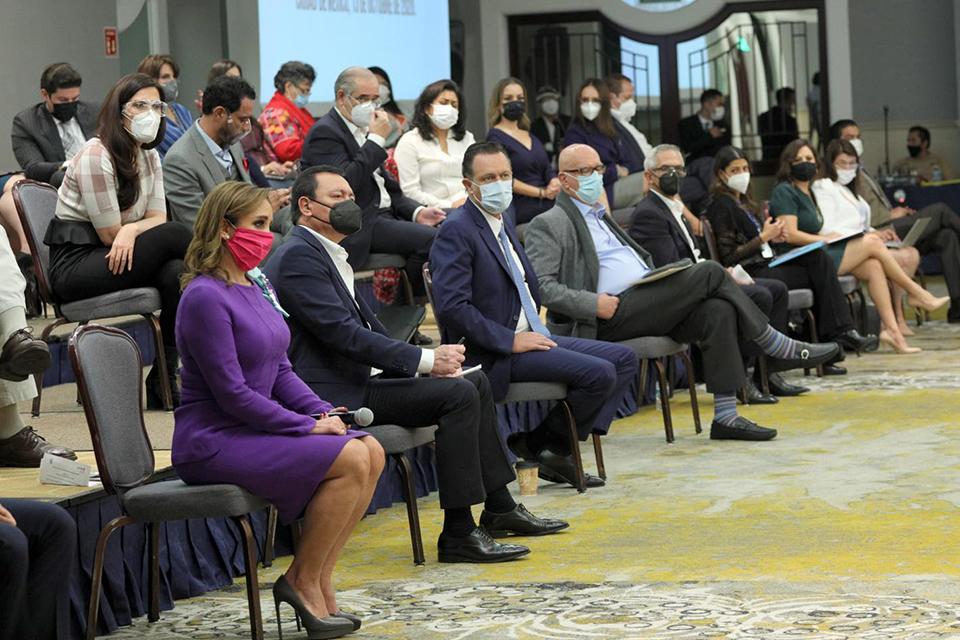 Conferencia del Grupo Parlamentario del PAN.