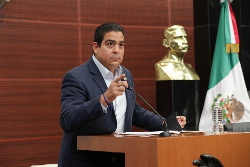 Senado de la República: Energías Limpias.